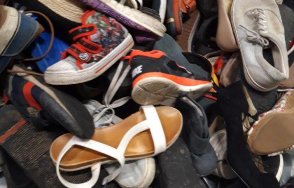 Однопарная обувь