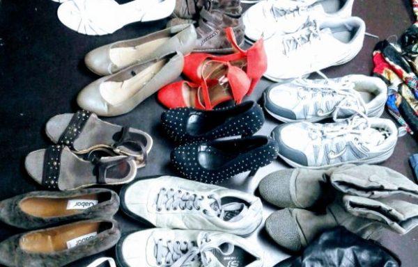 Āfrikas apavu mix